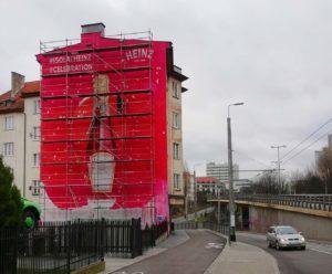 Mural Heinz